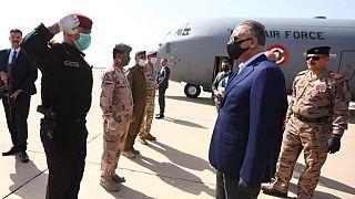 Irak Başbakanı Mustafa el-Kazımi