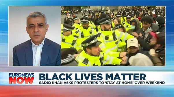 صادق خان، شهردار لندن