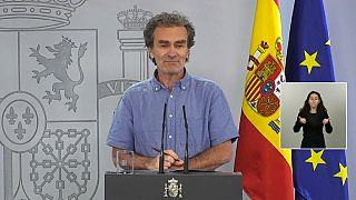 Ikonná vált Fernando Simón Spanyolországban