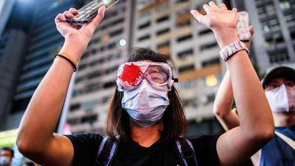 O hino dos protestos em Hong Kong