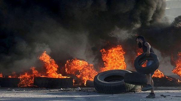 آشوب و اعتراض در لبنان