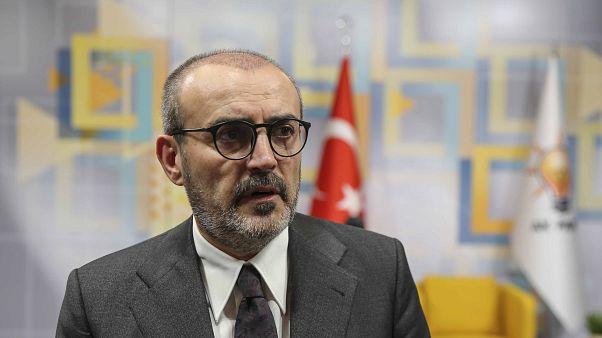 AK Parti Tanıtım ve Medyadan Sorumlu Genel Başkan Yardımcısı Mahir Ünal