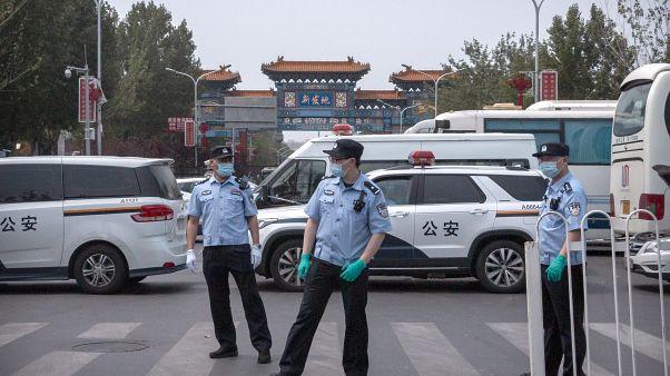 Η αγορά Σινφάντι στο Πεκίνο