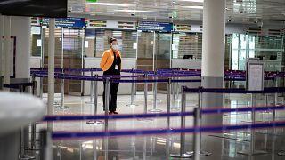 مطار شارل ديغول باريس