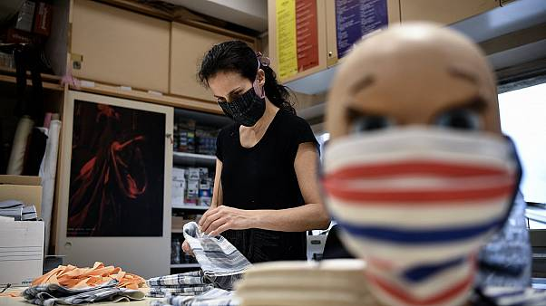Maske üretimi