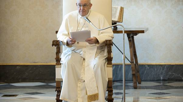 Vatikánváros, 2020. június 10.