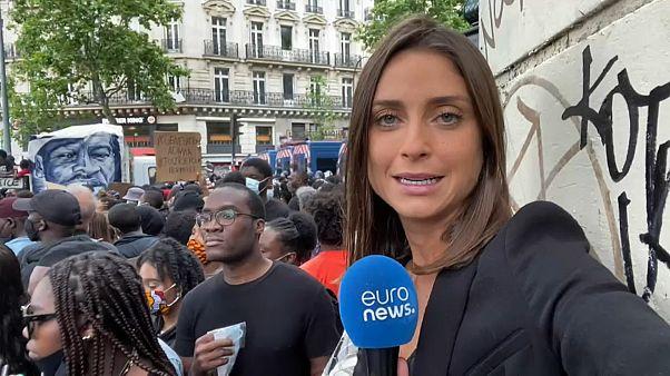 Anelise Borges, corresponsal en París