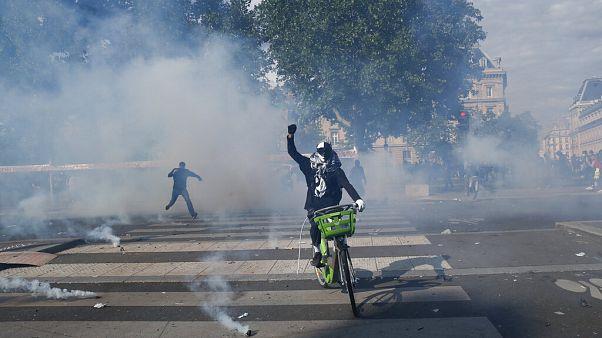 Des milliers de personnes dans toute la France, contre les violences policières et le racisme