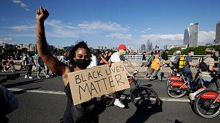 Black Lives Matter: folytatódik a tüntetéssorozat Európa-szerte