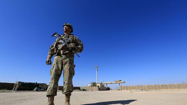 Irak'taki ABD üssü