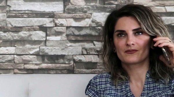 Eski HDP Eş Genel Başkanı Selahattin Demirtaş'ın eşi Başak Demirtaş