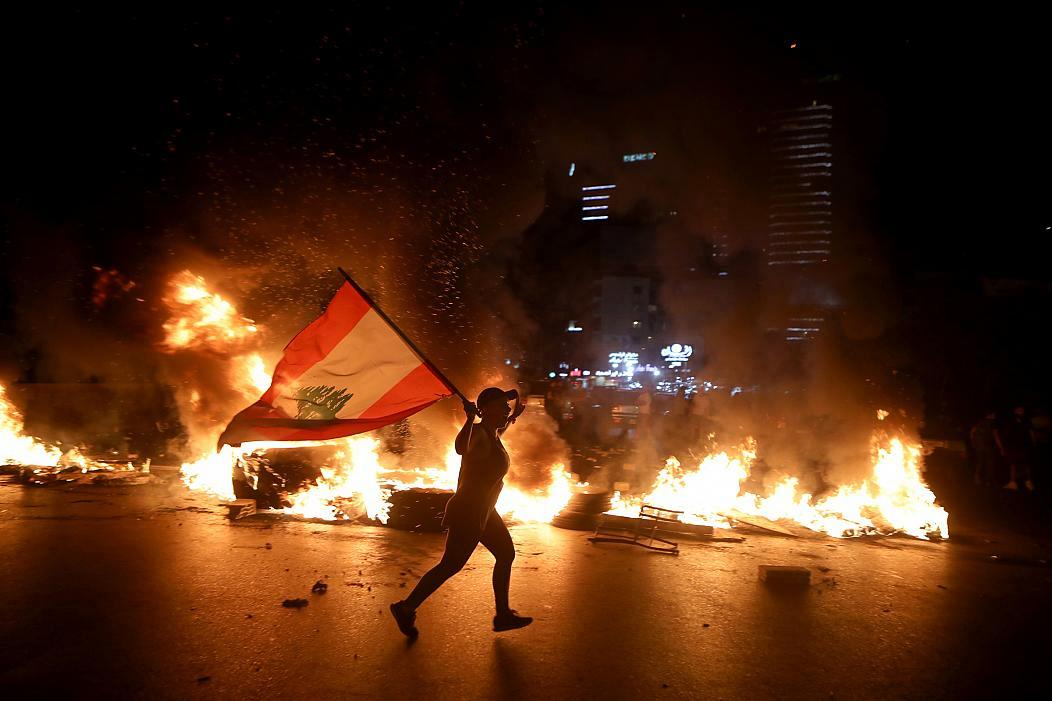 PATRICK BAZ/AFP
