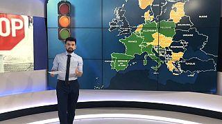 Réouverture des frontières à plusieurs vitesses en Europe
