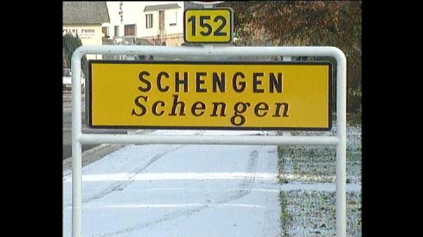 Avança a reposição gradual do Espaço Schengen 35 anos depois