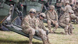 قوات أمريكية في تدريبات للناتو