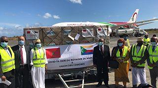 المغرب يرسل مساعدات طبية لـ15 دولة إفريقية لمكافحة كورونا