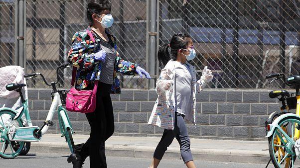 Covid-19: allarme a Pechino, in aumento il numero dei positivi