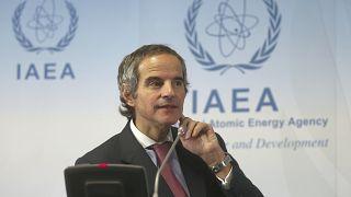 الأرجنتيني رافاييل ماريانو غروسي المدير العالم للوكالة الدولية للطاقة الذرية