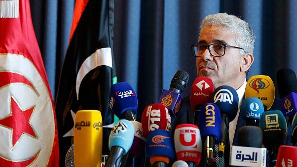 Libya İçişleri Bakanı Fathi Bashagha