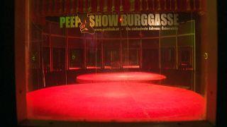 Kultur in Corona-Zeiten: Konzert in der Peepshow