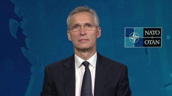 دبیرکل ناتو: اروپا به حضور نظامی هرچه بیشتر آمریکا نیاز دارد