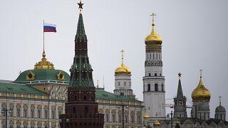 Kremlin Sarayı (arşiv)