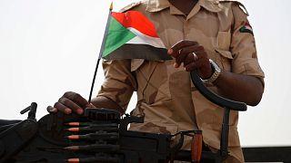 مجند بجيش السودان