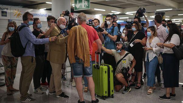 Espanha inicia período de teste ao turismo com 11 mil alemães