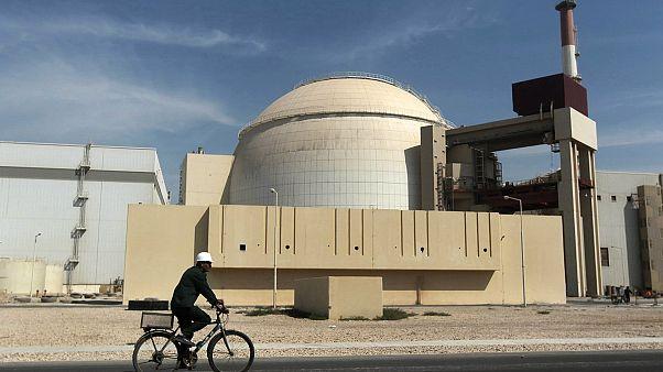 محطة بوشهر النووية لتوليد الطاقة الكهربائية