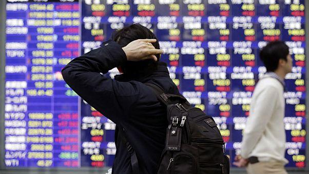 Japan financial market