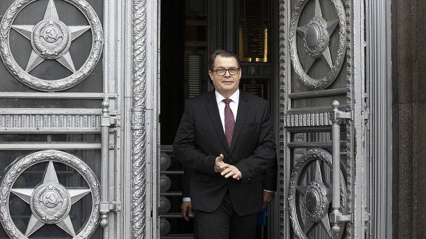 Посол Чехи в России Витезслав Пивонька