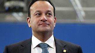 Irish parties await members' verdict on three-way coalition deal