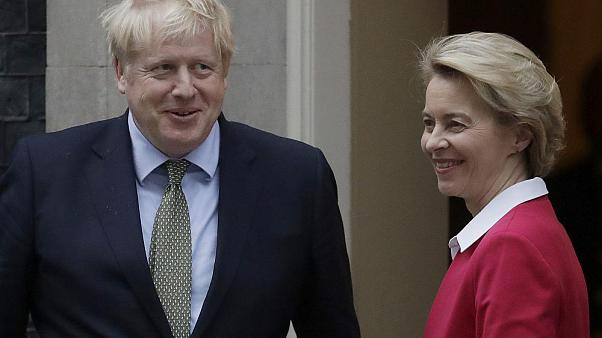 ابراز امیدواری بوریس جانسون به توافق با اتحادیه اروپا در ماه ژوئیه