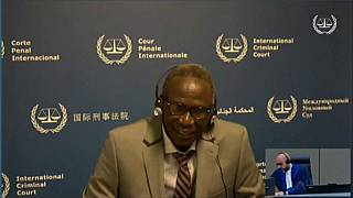 """AP-Trial of Sudanese """"Kushayb"""" begins before the International Criminal Court accused of war crimes in Darfur"""