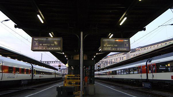 مسافر فراموشکار شمشهای طلا را در قطار جا گذاشت