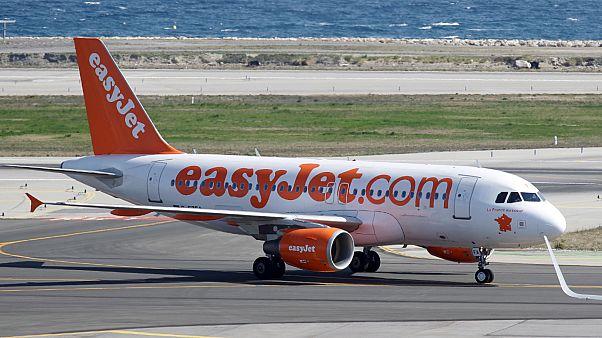 طائرة إيزي جيت
