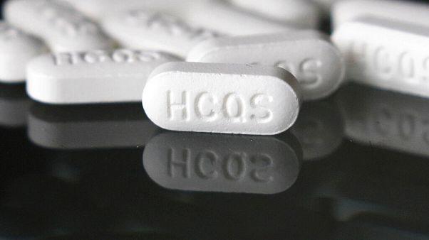 Χάπια υδροξυχλωροκίνης