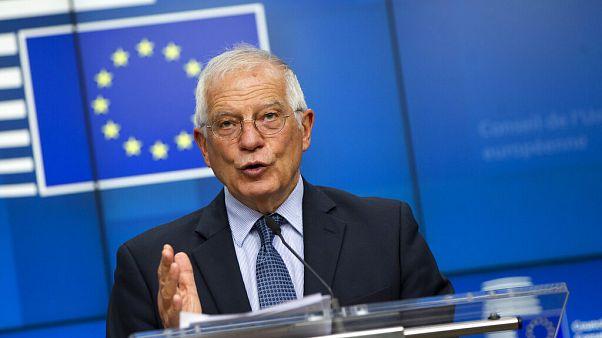 Ο Ζ. Μπορέλ ζήτησε να υπάρξει αποκλιμάκωση στην Α. Μεσόγειο