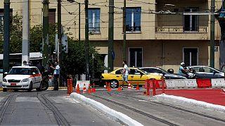 Απίστευτο μποτιλιάρισμα τη Δευτέρα στο κέντρο της Αθήνας