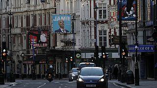 Teatri chiusi a Londra, marzo 2020