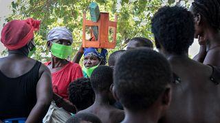 Angola regista dois novos casos de Covid-19