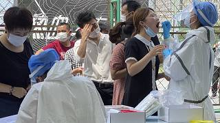 Las autoridades han retomado las pruebas masivas para detectar los contagios.