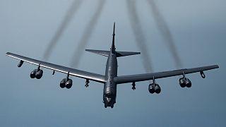 مقاتلات B-52H الأمريكية