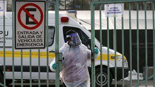 مستشفى سان جوزي في سنتياغو