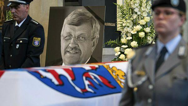 Gedenken an Walter Lübcke