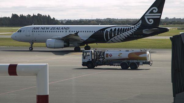 Repülőtér, Új-Zéland