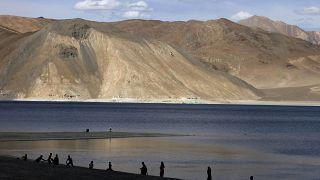 الحدود الهندية الصينية