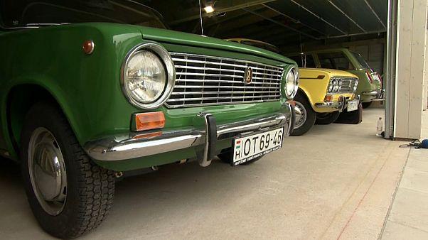 Clonate dalle 124 Fiat le Lada hanno messo in moto tutto l'est dal 1960