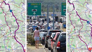Szerb lapok a görög nyaralási kálváriáról