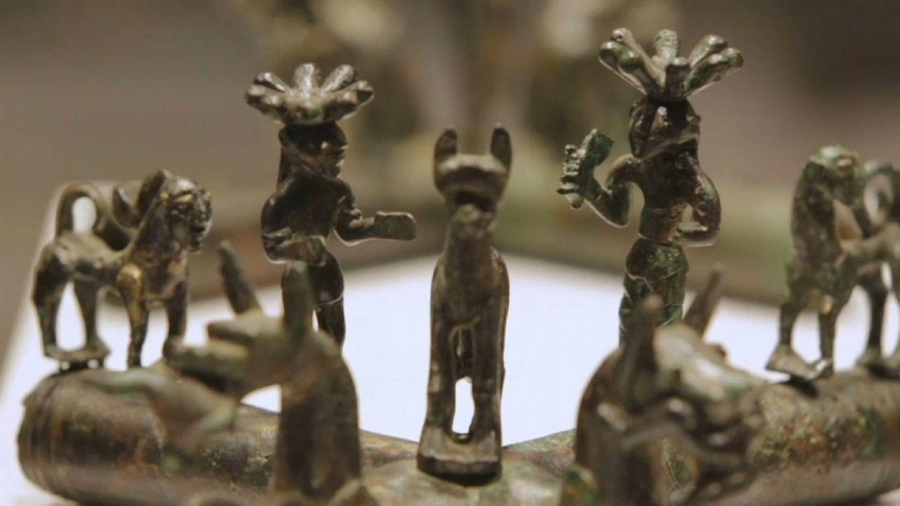 Νάπολη: Αρχαιολογική έκθεση για τους Ετρούσκους